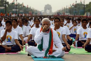 world-yoga-day-india-celebrates